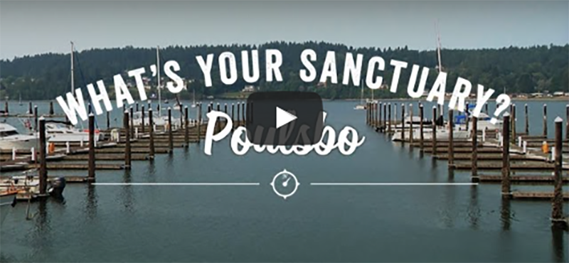 What's Your Sanctuary – Poulsbo