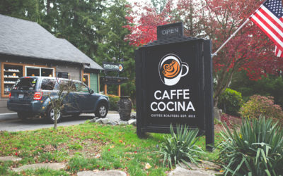 Local Business Spotlight: Caffe Cocina