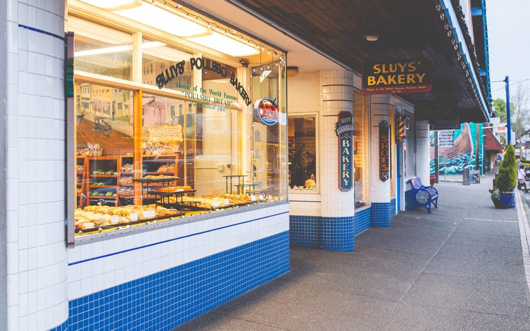 Local Business Spotlight: Sluys Bakery