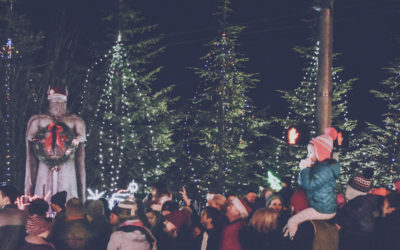 Holiday Guide to Poulsbo
